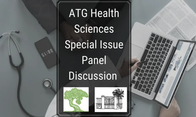 Free Webast: ATG Health Sciences Issue Panel Discussion