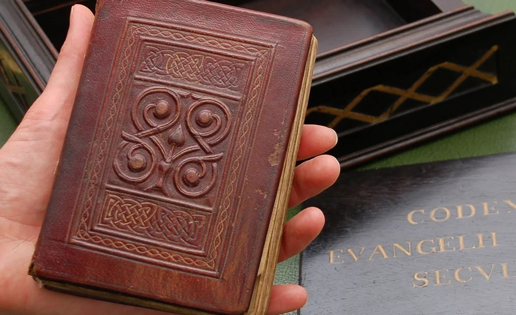 ATG Quirkies: Europe's Oldest Intact Book!