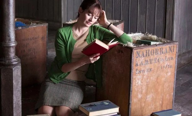 """250 copies of Lolita were required for the movie """"The Bookshop"""""""