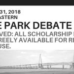 ATG Newsflash: Free Webcast: Hyde Park Debate