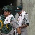 The Oakland A's haven't been on the right side of bets this season. Flickr/http://bit.ly/1EQUNeW