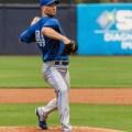 J.A. Happ deserves a spot on fantasy baseball rosters this week. Flickr/http://bit.ly/1Hozl55/Mark Kortum