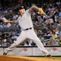 Mat Latos will get a renewed spark while on the Los Angeles Dodgers. Flickr/http://bit.ly/1Itntwm/Arturo Pardavila III