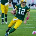 Aaron Rodgers should lead Green Bay to a solid playoff run. Flickr