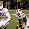 The Wisconsin Badgers face an over/under of 10 wins. Flickr/http://bit.ly/1E94hr/Keith Allison