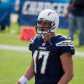 Phillip Rivers is a good start in the week 10 quarterbacks start 'em, sit 'em guide. Flickr