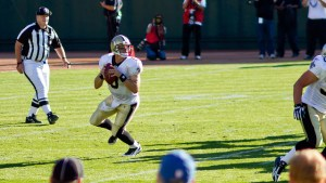 New Orleans Saints quarterback Drew Brees drops back for a big play. Flickr/http://bit.ly/1KgQLQJ/Asim Bharwani