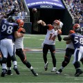 Andy Dalton offers a nice streaming option as one of the week 12 fantasy football waiver wire selectionsl. Flickr/http://bit.ly/1ObCfQD/Keith Allison