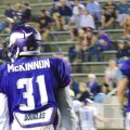 Jerick McKinnon has the opportunity of being an RB2, with RB1 production in fantasy football. Flickr