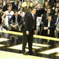 Purdue should be able to capitalize on their size to make noise in the NCAA tournament. Flickr