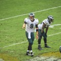 Nick Foles should get attention on the week 16 fantasy football waiver wire. Flickr