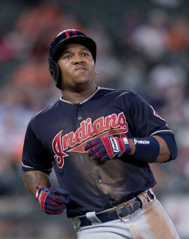 Don't make a rash decision on Jose Ramirez in fantasy baseball. Flickr/Keith Allison