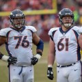 The offensive line was impressive in week 1 for the Denver Broncos. Flickr/Keith Allison