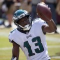 Nelson Agholor should get your attention on the week 4 fantasy football start 'em, sit 'em guide. Keith Allison/Flickr
