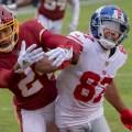 Giants at Redskins 12/09/18