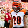 Joe Mixon has been a disappointment so far in 2019. Flickr