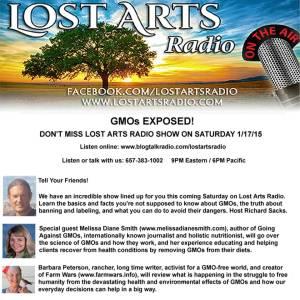 Lost Arts radio show