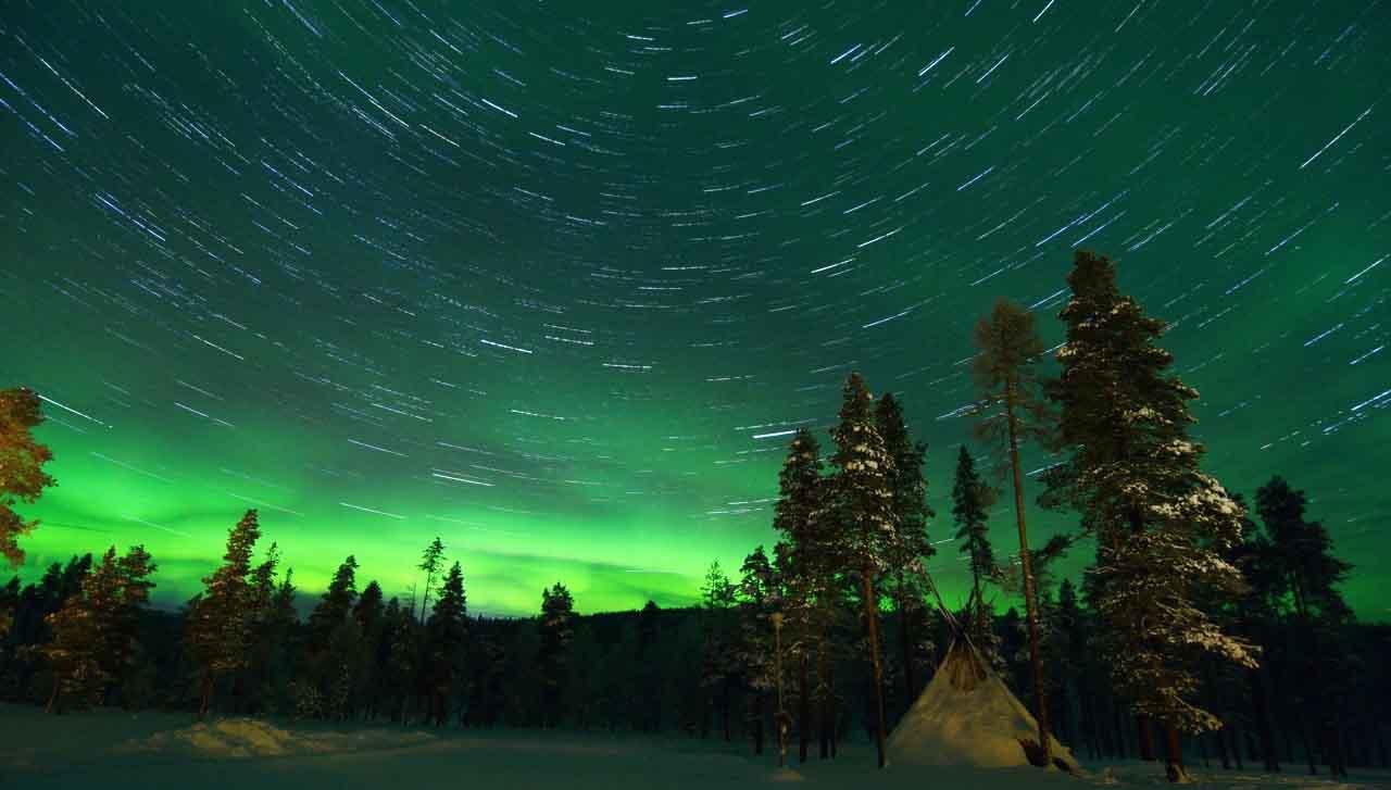 Natale a Rovaniemi e Natale in Lapponia a casa di Babbo Natale