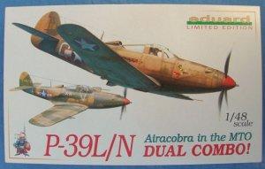 Kit preview: Eduard's 1/48 P-39 Airacobra Dual Combo