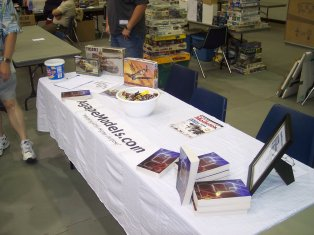 A view of the AgapeModels.com table.