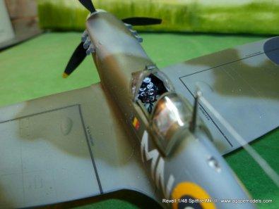 Spitfire IIa 006