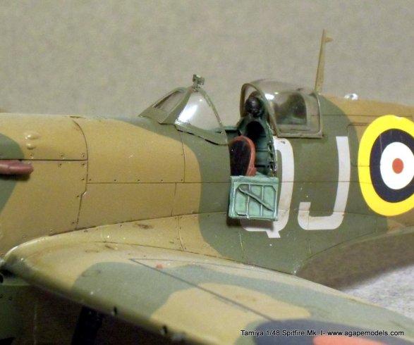 Tamiya-1-48-Spitfire-MkI-10