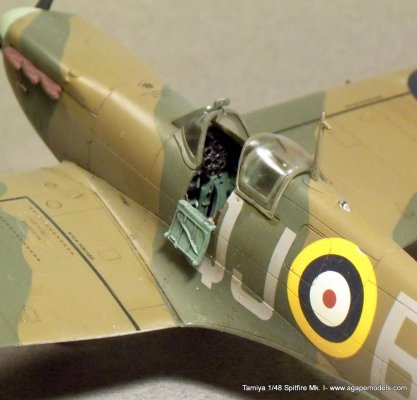 Tamiya-1-48-Spitfire-MkI-9