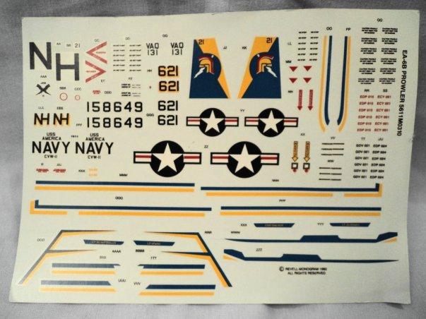 Monogram EA-6B