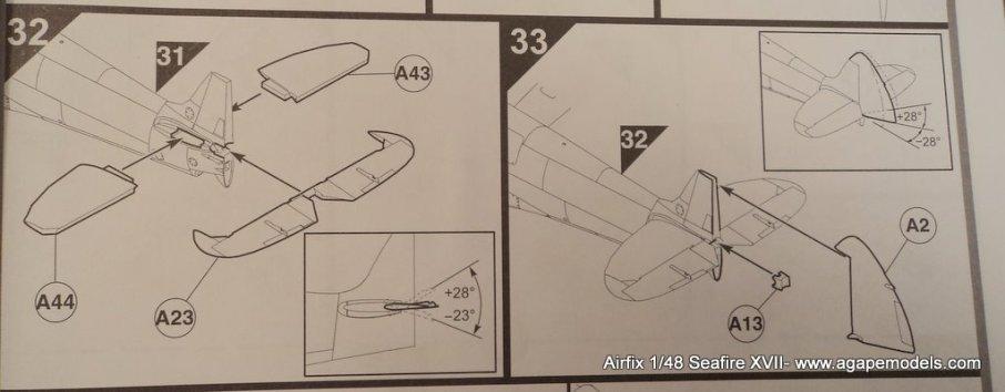 airfix-seafire-XVII-31