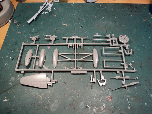 And more parts.