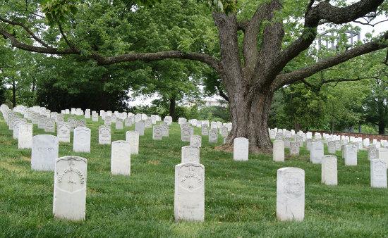 arlington-headstones