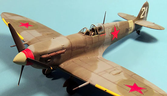 hasegawa-1-48-spitfire-mkv