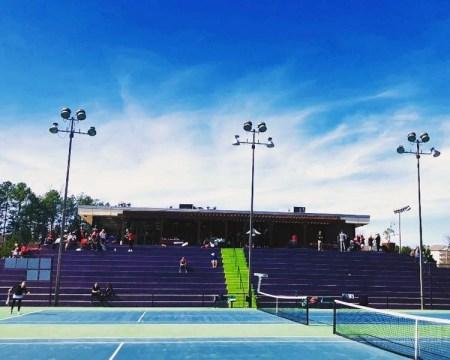 Tennis Summer Camp at Agape Tennis Academy at DeKalb Tennis Center