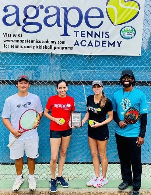 Agape Tennis Academy Tennis Facility Management