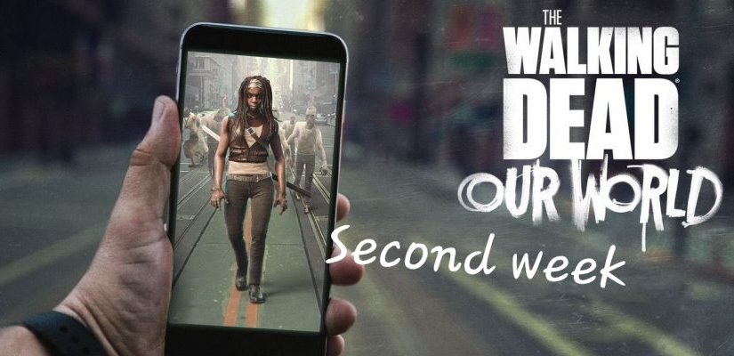 TWD: OW second week