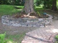 Tree Base Landscaping Ideas - Garden Inspiration