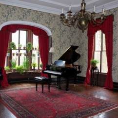Ideas For Decorating Living Room Walls Decor With Gray Furniture Old House Living: Restoring The Music Pt. 1
