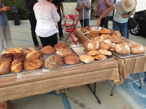 Grist and toll community bake thanksgiving bake for soup kitchens