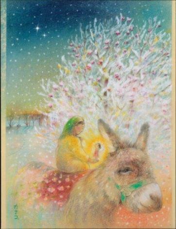 クリスマスイブ(ドローイング 4号)