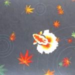 名古屋剛志「秋を泳ぐ」(日本画8号)