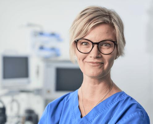 Dorte Chef sygeplejerske Agata privathospital