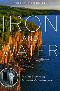 Iron and Water book cover