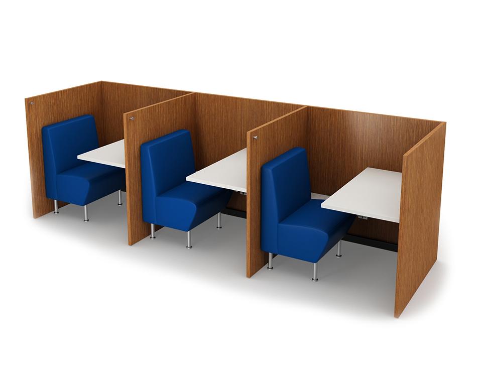 Study Carrels  Nook  Agati Furniture