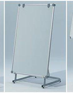 Flipchart uni flip whiteboard stand  cspan class   also brand maul rh agawa shop