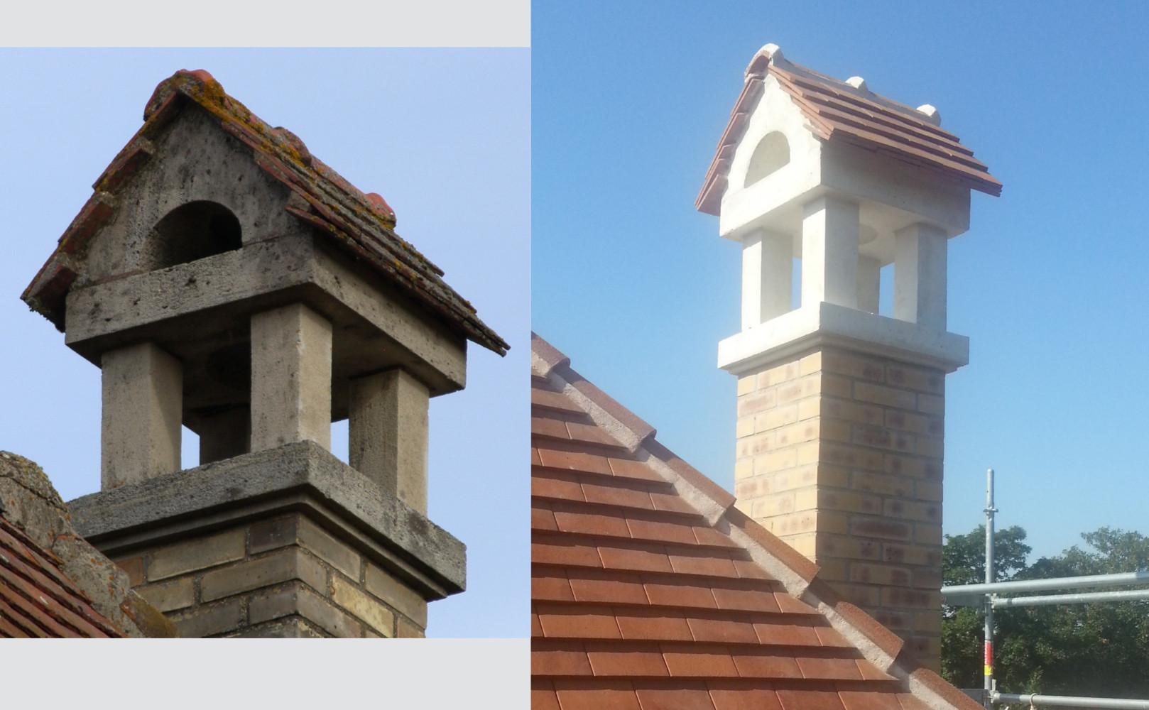 Renovation De Cheminee Ancienne réfection de cheminées - ag-bat