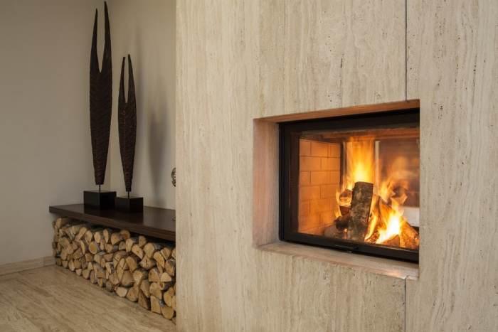 Réfection de cheminée