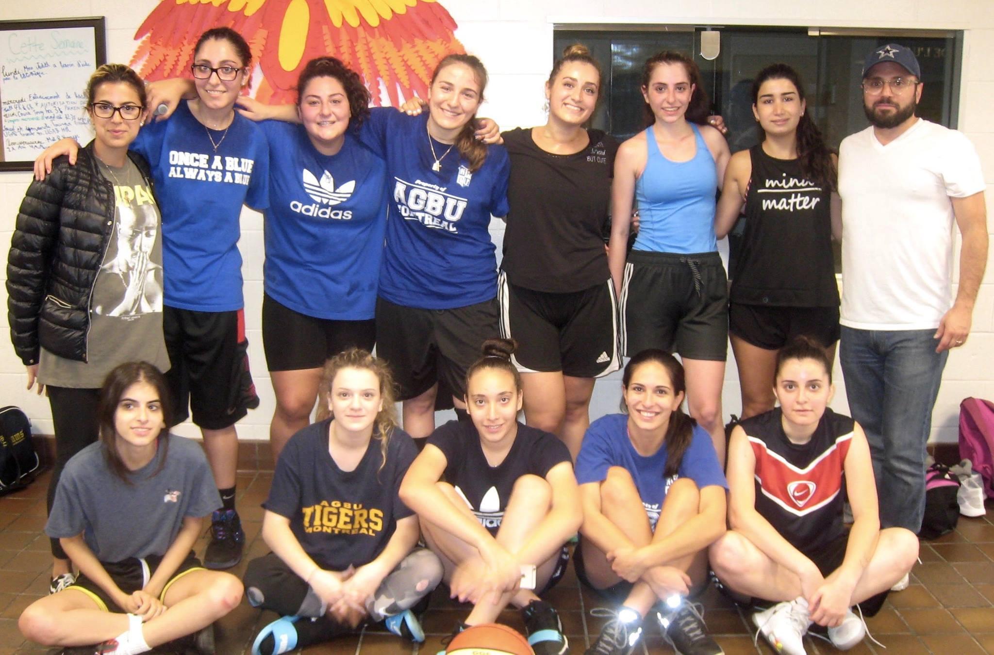 Senior Women Team