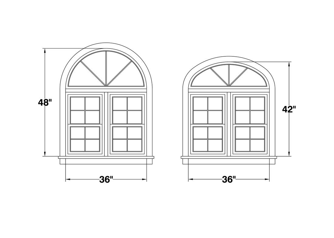 Free Door & Window CAD DWG blocks downloads