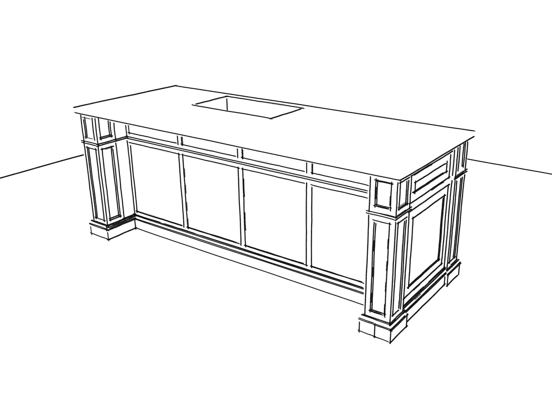 Free Download SketchUp Models, DWG CAD files, Retail