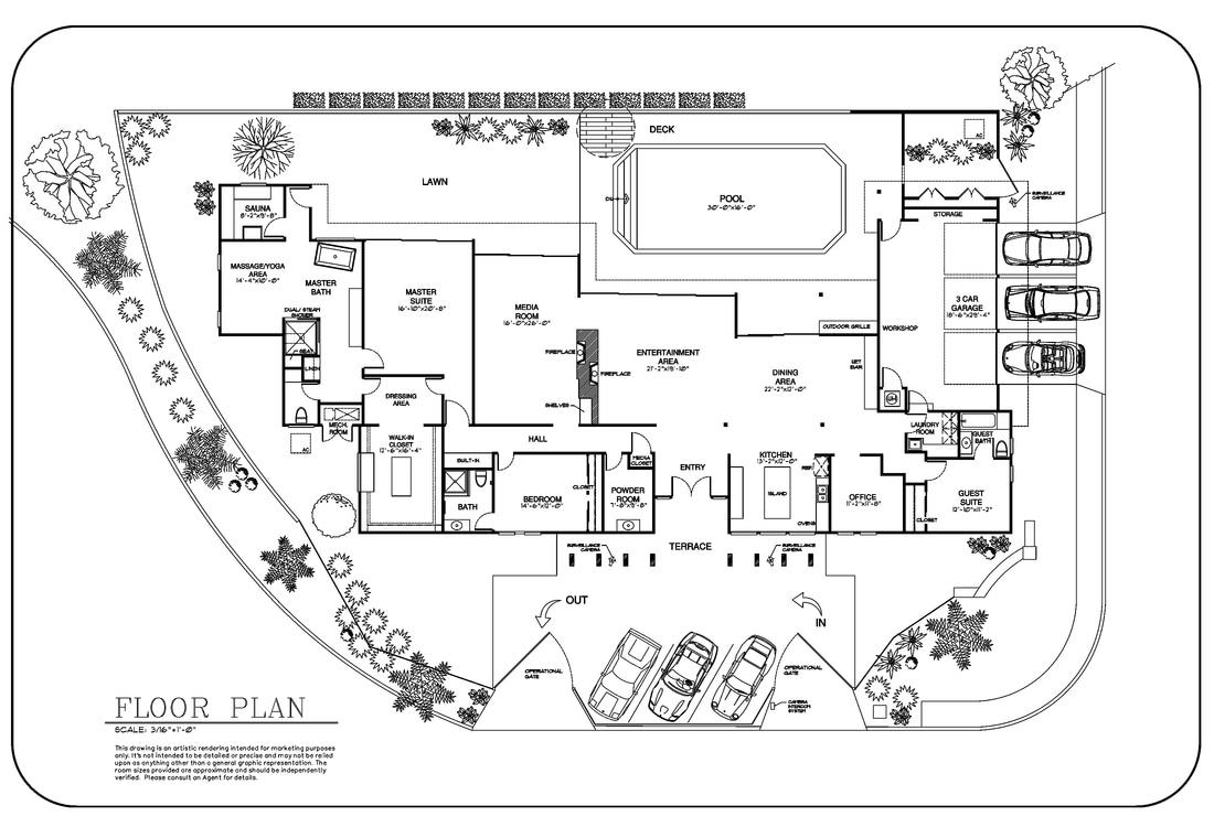 #1 in Real estate, event venue floor plans for Real Estate